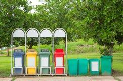 Plastic bin Royalty Free Stock Image