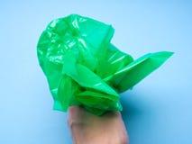 Plastic bloem ter beschikking Abstract concept Royalty-vrije Stock Foto