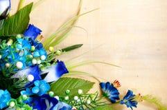 Plastic bloemontwerp Royalty-vrije Stock Fotografie