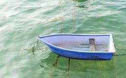 Plastic boat Royalty Free Stock Photos