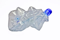 Plastic bottle Royalty Free Stock Image