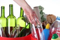 Plastic bottle Royalty Free Stock Photo