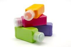 Plastic bottle Stock Image