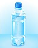 Plastic bottle stock illustration