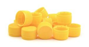 Plastic bottle cap isolated Stock Photography