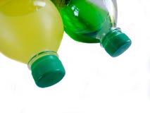Plastic bottle. Capacity for liquid. Stock Photography