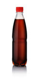Plastic bottle of  cola Royalty Free Stock Image