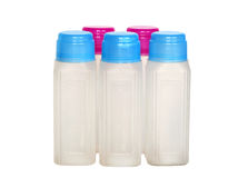 Plastic bottle container. Stock Photography