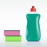 Plastic bottle Stock Photography