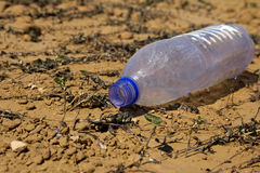 Plastic bottle Stock Photo