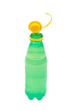 Plastic bottle Royalty Free Stock Photo