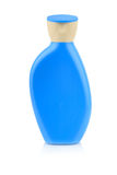 Plastic bottle for lotion Stock Photo