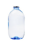 Plastic Bottle of Mineral Water Stock Photos