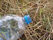 Plastic bottle Royalty Free Stock Image