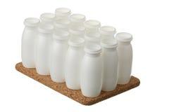 Plastic bottle packs Royalty Free Stock Photo