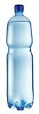 Plastic bottle of water. Royalty Free Stock Photos