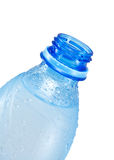 Plastic bottle of water Royalty Free Stock Image
