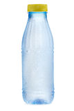 Plastic bottle of water Royalty Free Stock Photos