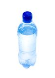 Plastic bottle with water Royalty Free Stock Photography
