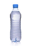 Plastic bottle of water Stock Image