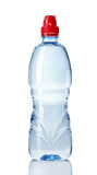 Plastic bottle of water Royalty Free Stock Photography