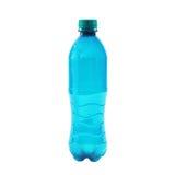Plastic bottle. On white background Royalty Free Stock Photos