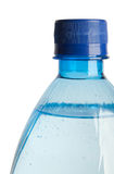 Plastic Bottle With Water Royalty Free Stock Photos