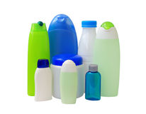 Plastic bottles Stock Photography