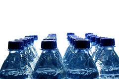 Plastic Bottles Royalty Free Stock Images