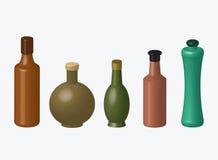Plastic bottles Stock Photography