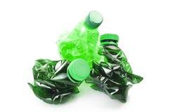 Plastic bottles Royalty Free Stock Photos