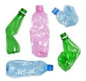 Plastic bottles Stock Photos