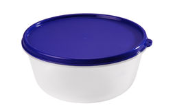Plastic bowl Stock Images