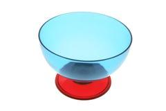 Plastic Bowl Stock Image