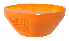 Plastic bowl stainer stock photos