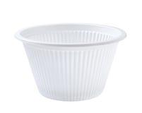 plastic bowl Stock Photography