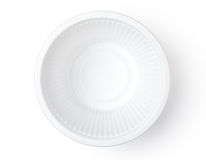 plastic bowl Royalty Free Stock Photo