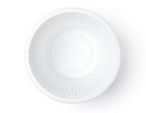Plastic bowl Royalty Free Stock Photo