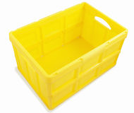 Plastic box Stock Photos