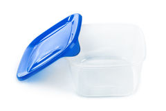 Plastic box Stock Images