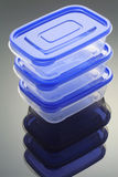 Plastic Boxes Stock Photos