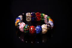Plastic bracelet. Stock Photography