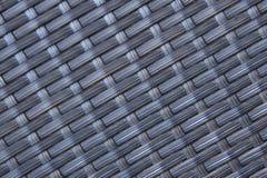Plastic breiende patronen Royalty-vrije Stock Afbeelding