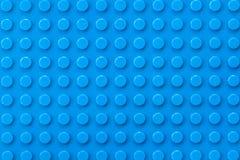Plastic bricks. Plastic brick background macro studio shot Royalty Free Stock Photo