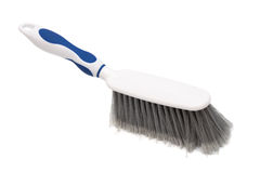 Plastic broom Stock Image
