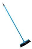 Plastic broom Royalty Free Stock Photos
