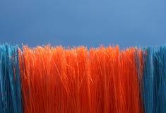 Plastic Broom End Royalty Free Stock Image