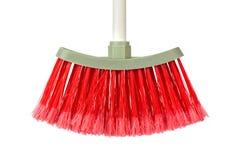 Plastic broom Stock Photos
