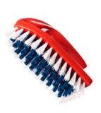 Plastic brush Stock Image