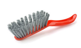 Plastic brush Royalty Free Stock Photos